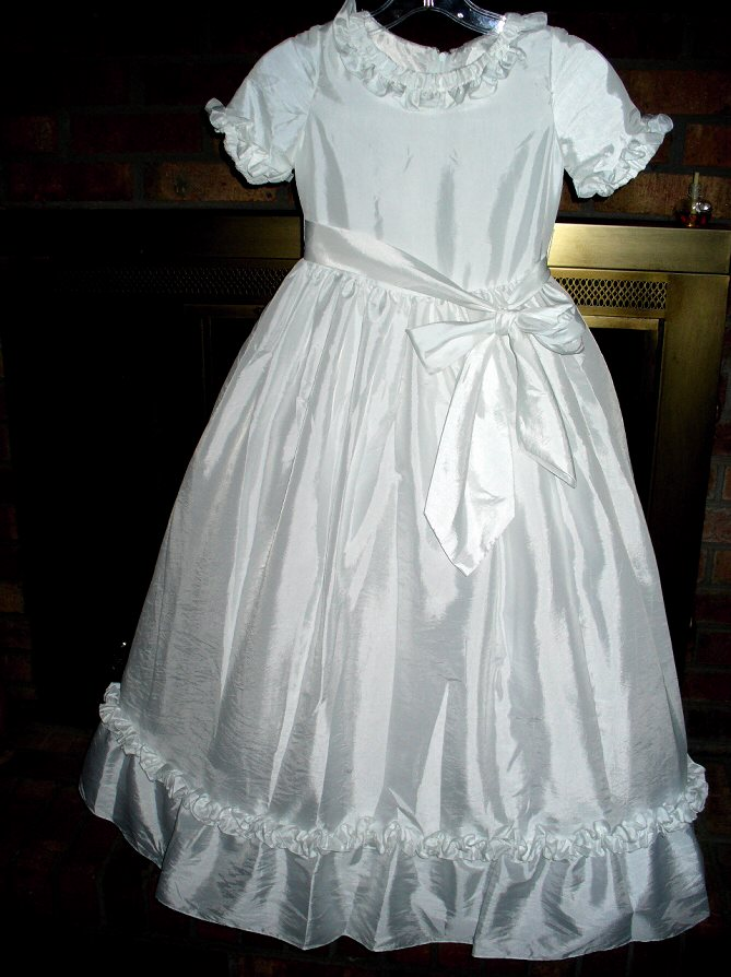 GIRLS MACIS WeddingSouthern Belle Pageant Dress NEW 12